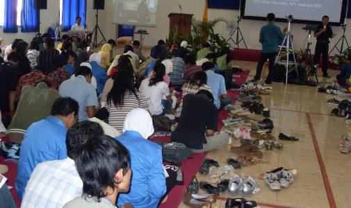 Pelatihan Soft Skill  Mahasiswa oleh  United Bali Muda (UBM) Jakarta