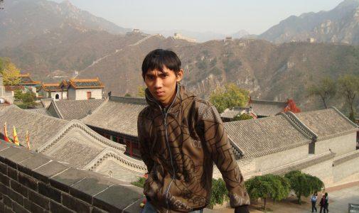 Presiden BEM UNIKAL Studi Banding  Ke Beijing, dibiayai Dikti