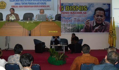 Bincang Bisnis bersama Soetrisno Bachir