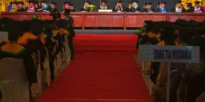 Selamat Untuk Wisudawan dan Wisudawati Universitas Pekalongan Periode Maret 2018