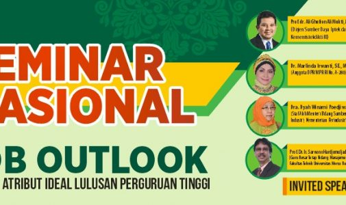Seminar Nasional Unikal 2018 Job Outlook Mencari atribut Ideal Lulusan Perguruan Tinggi