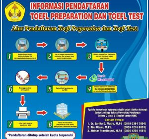 SOSIALISASI TOEFL
