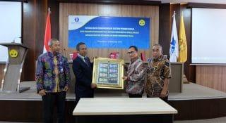 Penandatanganan MoU Antara Univesitas Pekalongan dengan Kantor Perwakilan Bank Indonesia Tegal
