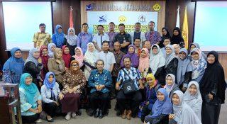 workshop pelatihan pengisian BKD