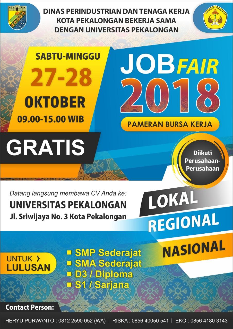 job fair pekalongan