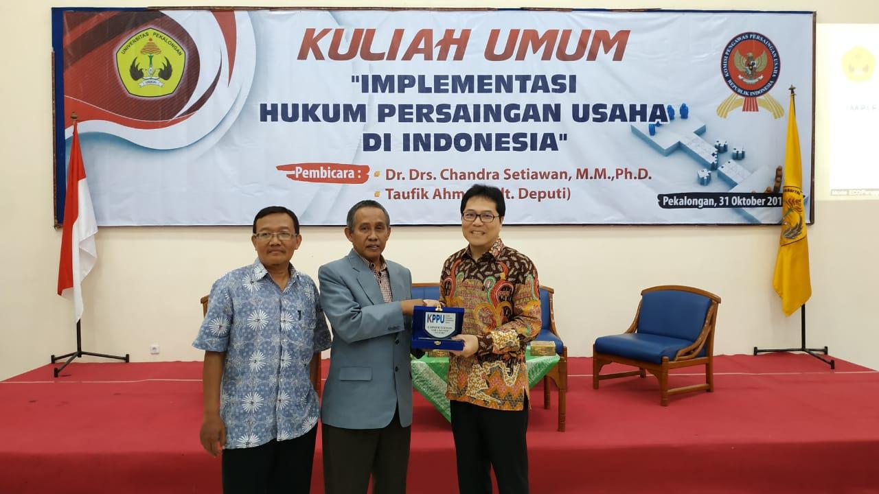 Implementasi Hukum Persaingan Usaha Di Indonesia