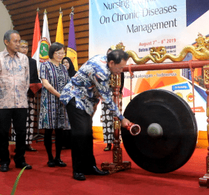 Unikal Gelar International Nursing Conference On Chronic Diseases Management 2019