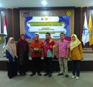 Sosialisasi Dan Pelatihan Proposal Phbd Universitas Pekalongan 2019
