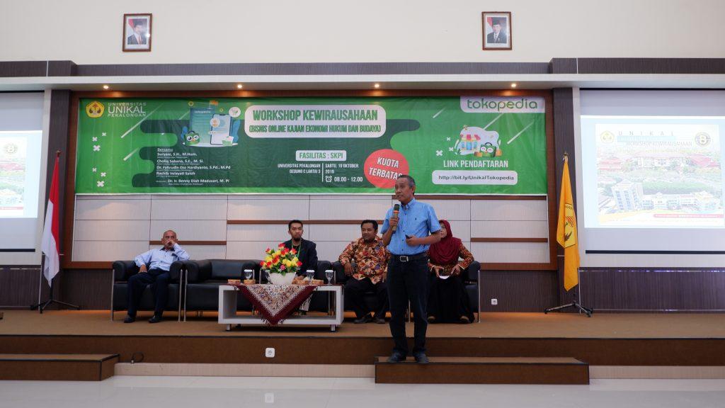 Rektor Universitas Pekalongan
