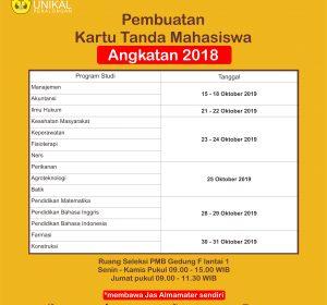 Publikasi Kartu 2018