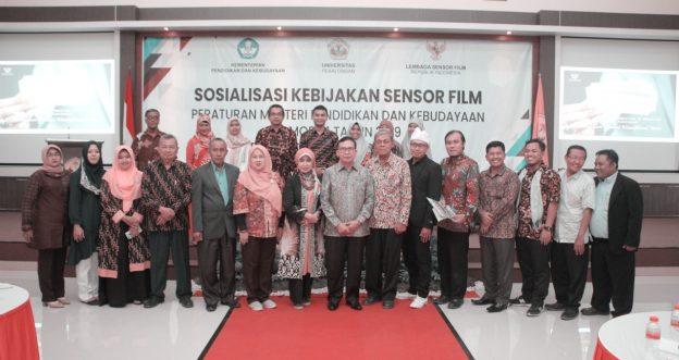 sosialisasi kebijakan sensor film