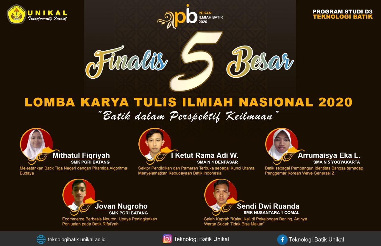 Finalis Lomba Imliah